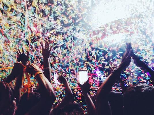 Pioggia di colori  di sammysphoto