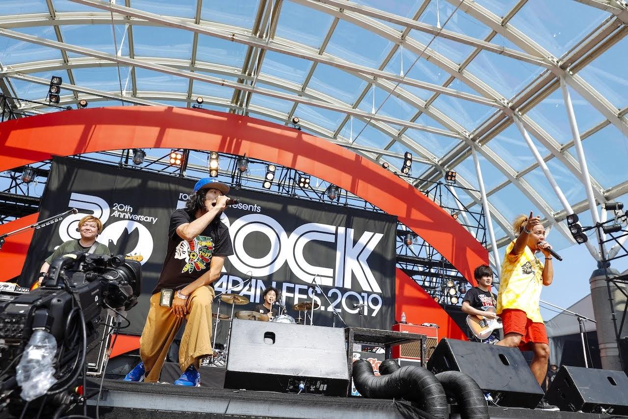 【迷迷現場】ROCK IN JAPAN 2019 龐克搖滾樂團 175R 宣稱 「知道175R的人們不會變老!」