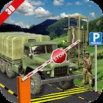 Army Truck Checkpost Duty Icon