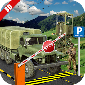 Army Truck Checkpost Duty for PC and MAC
