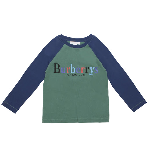 Thumbnail images of Burberry Callum Cotton Tee