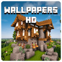 Wallpapers and Loaders in Minecraft style icon