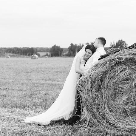 Wedding photographer Elvira Evtekhova (evtehova). Photo of 06.09.2017