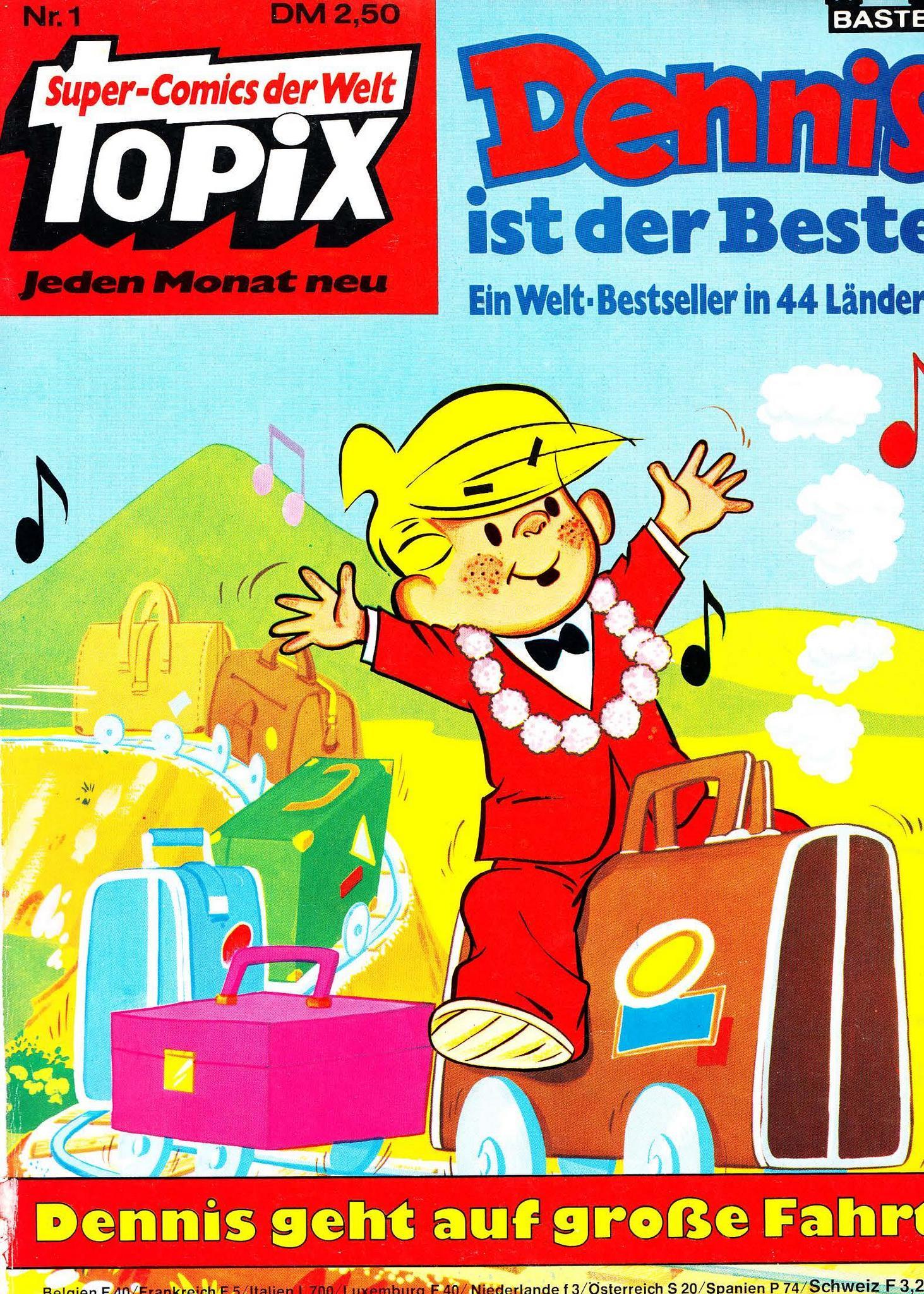 Topix (1976) - komplett