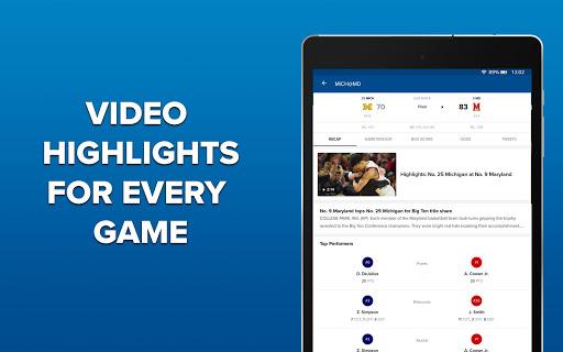 CBS Sports App - Scores, News, Stats & Watch Live 9.75 Screenshots 18