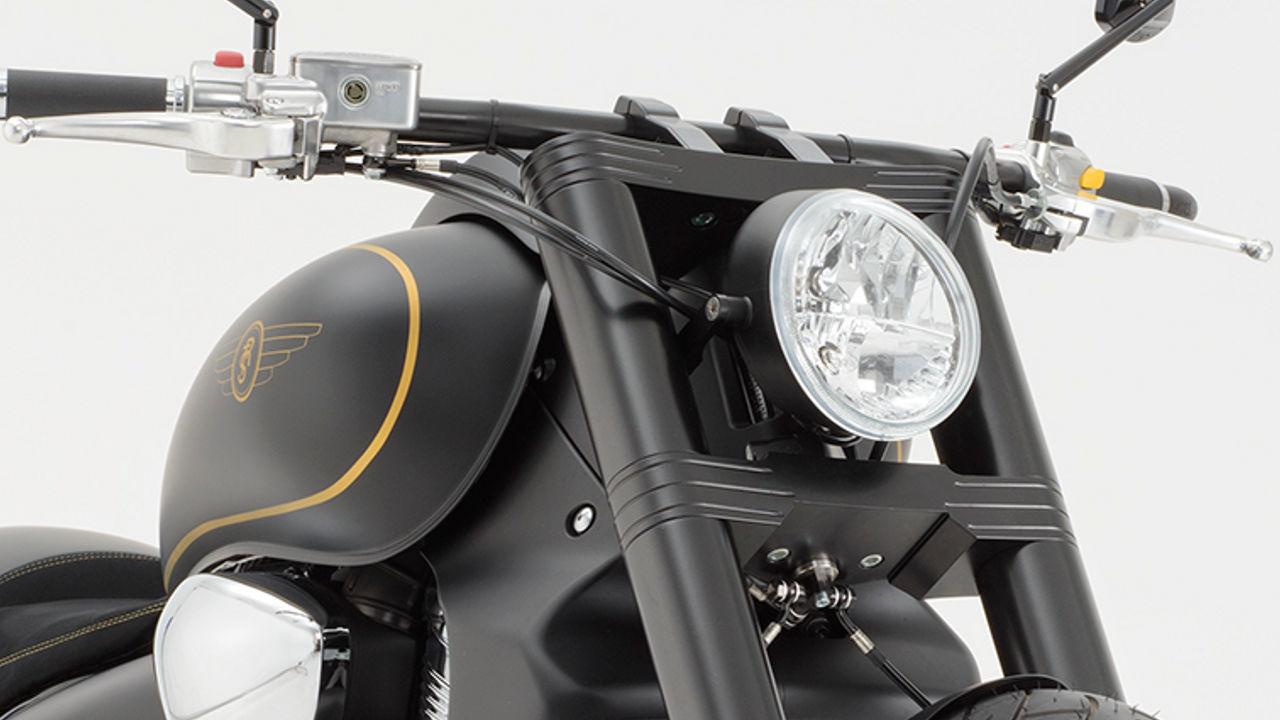 Suzuki Intruder M1800R Boulevard M109R by RST performance