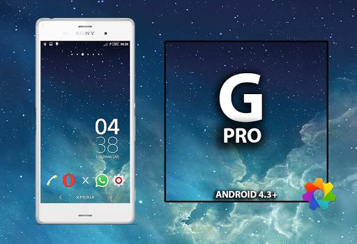 Theme Xperien Galaxy Pro