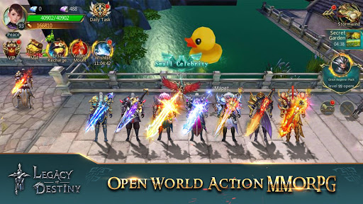 Legacy of Destiny - Most fair and romantic MMORPG 1.0.12 screenshots 11