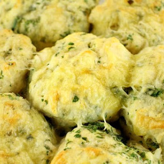 Cheesy Broccoli Muffins