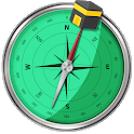 Qibla compass for prayer time – Find Qibla icon