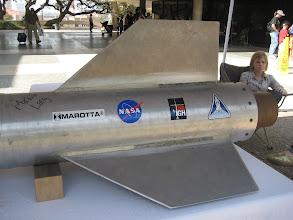 Photo: Rockets Exhibits