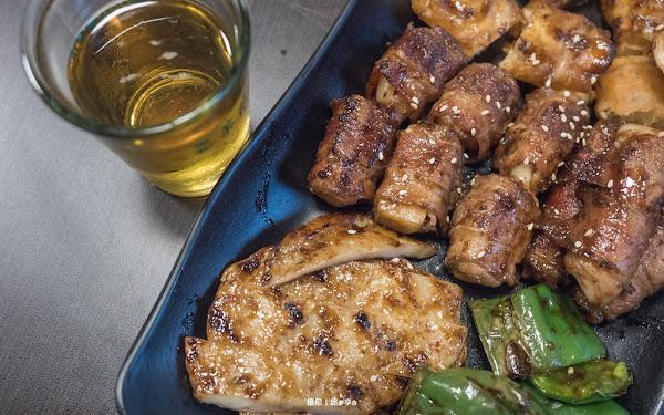 鄭記•p醬炭火串燒|宵夜美食(日式+炭烤)
