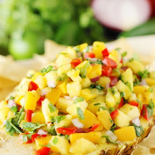 Mexican Pineapple Salsa Recipes