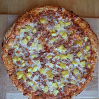 Spam and Pineapple Pizza