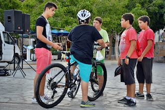 Photo: Мальчики из Аг-Никоса