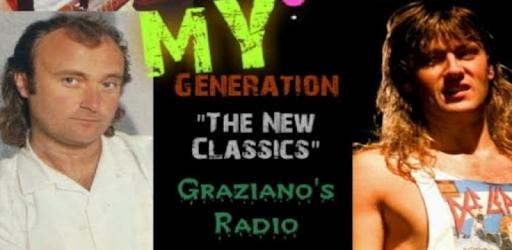 MY Generation Radio (Graziano's Radio) - Apps on Google Play
