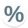 Percentage APK icon