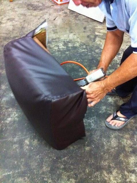 獨立筒沙發凹陷
