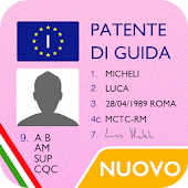 Quiz Patente 2019 Nuovo - Divertiti con la Patente icon