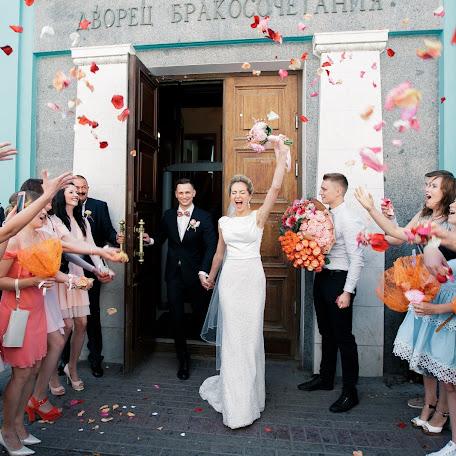 Wedding photographer Anna Esik (esikpro). Photo of 29.09.2017