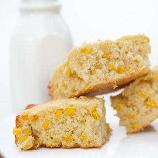 Cornmeal-less Cornbread