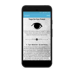 Yoga for Eye Power - Eye Exerciser Free - náhled