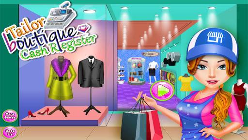 Tailor Boutique Cash Register  screenshots 1