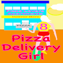 Pizza Delivery Girl- Deliver and Avoid Obstacles. icon