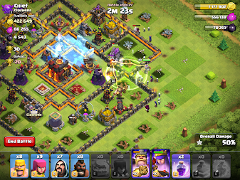 Clash of Clans APK screenshot thumbnail 7