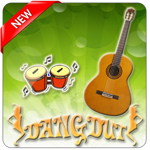 Kunci Gitar Lagu Dangdut app (apk) free download for Android/PC/Windows