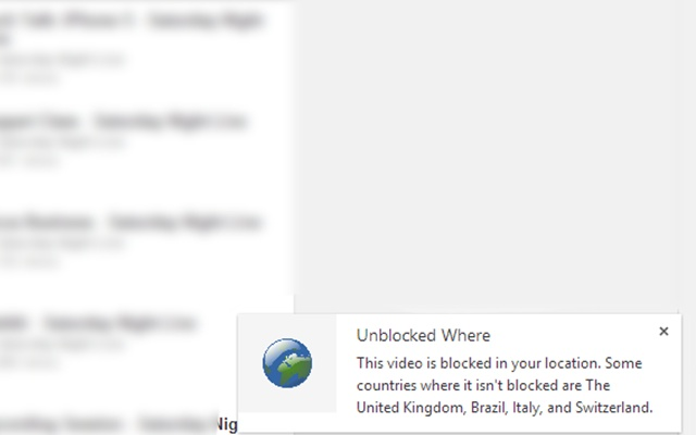 UnblockedWhere