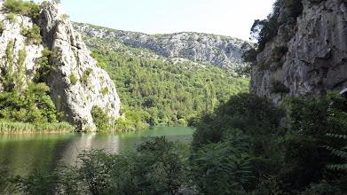 Photo: Cetina folyó