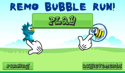Remo Bubble Shoot Run- screenshot thumbnail
