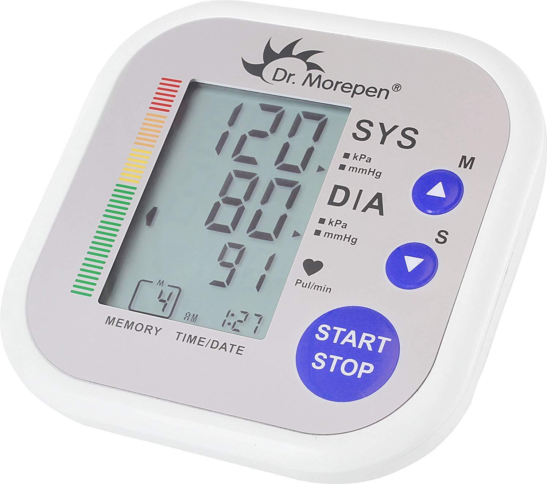 Dr. Morepen Bp02 Automatic Blood Pressure Machine