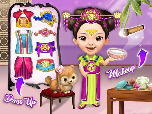 Pretty Little Princess - Dress Up, Hair & Makeup filehippodl screenshot 12