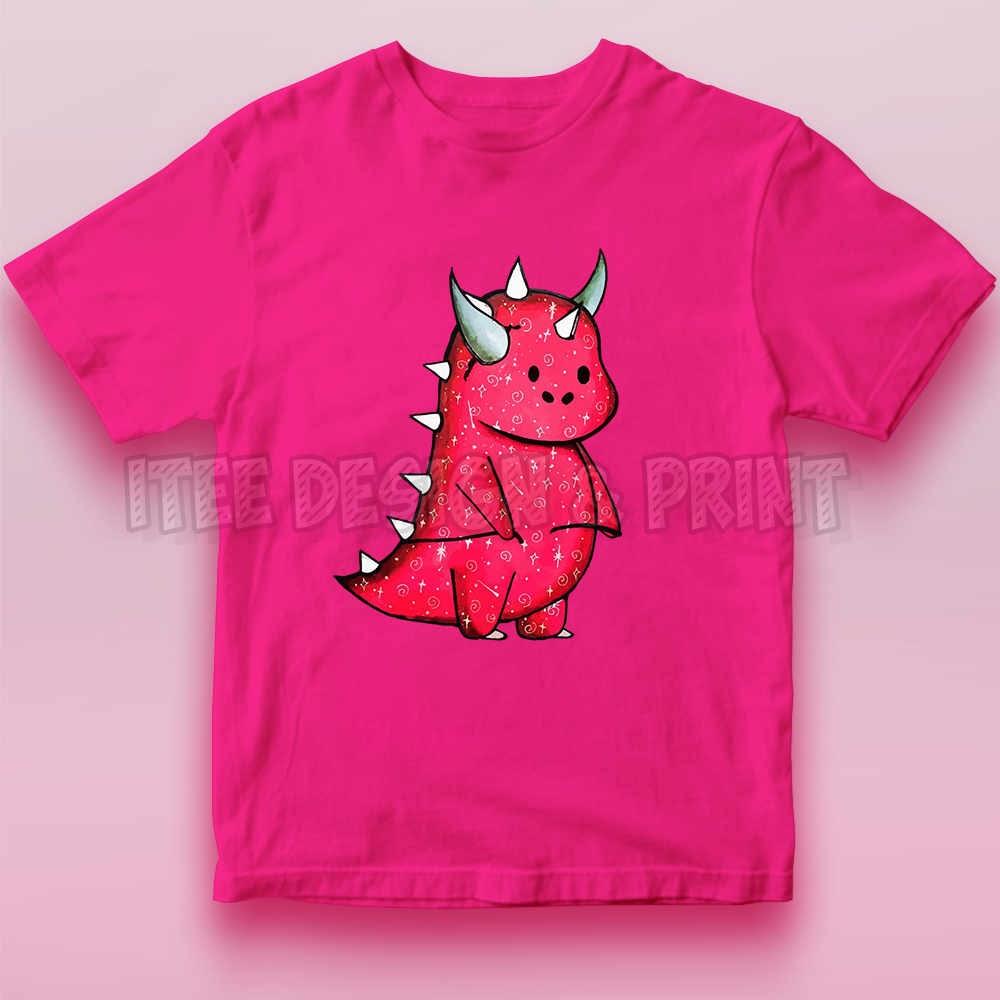TikTok Dino Merah 19
