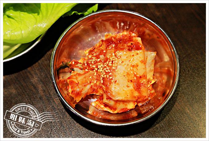 槿韓食堂-韓國泡菜