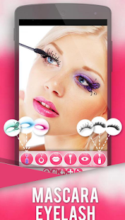 Makeup Photo Grid Beauty Salon-fashion Style Screenshot