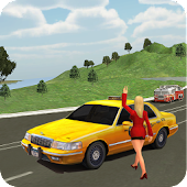 Taxi Driver Sim:Hill Station
