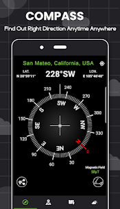 Digital Compass for Android 1