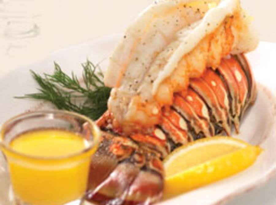 Broiled Lobster Tails With Clarified Butter Recipe | Just A Pinch