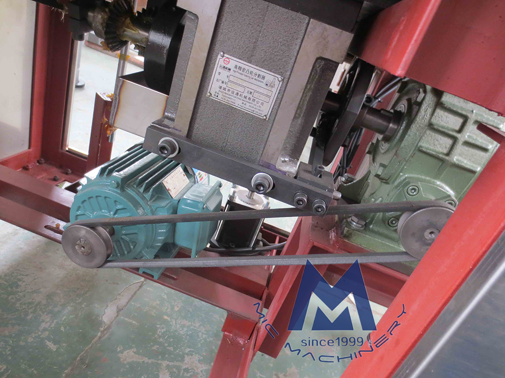 Động cơ máy chiết tuýp 1.5kW