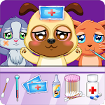 Baby Pet Doctor Icon