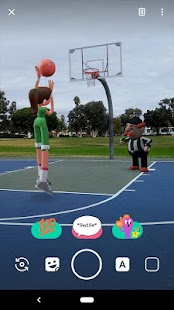 Playground (ehemals AR-Sticker) Screenshot