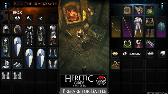 HERETIC GODS Mod Apk 1.11.09 (Unlimited Money + Unlocked) 7