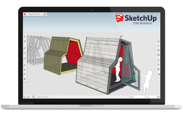 SketchUp for Schools - G Suite Marketplace