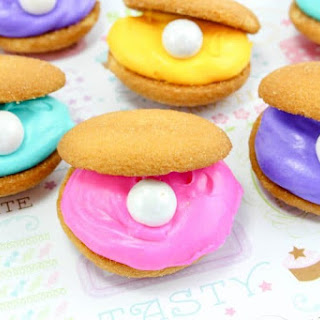 Clam Shell Cookies Recipe