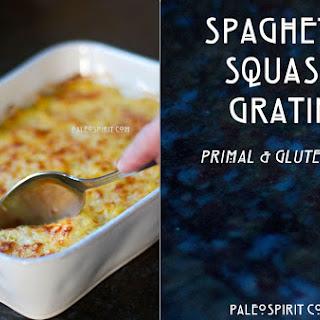 Primal Spaghetti Squash Gratin