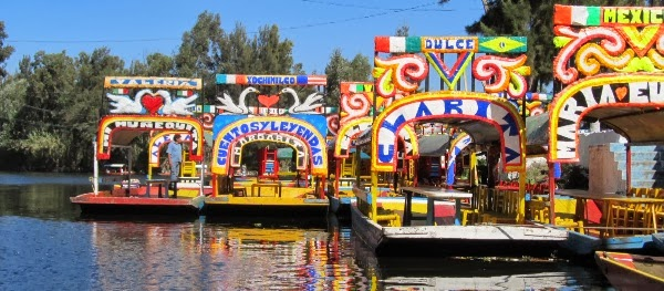 Xochimilco_embarcaderos