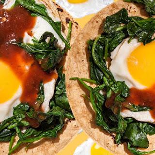 Garden Breakfast Taco